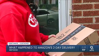 DWYM: Amazon Prime Two Day Delivery
