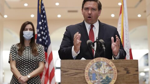 Florida Governor To Appeal Court Decision On Felon Voting