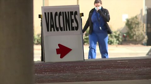 Residents in certain city zip codes to be given preference for vaccine at Convention Center
