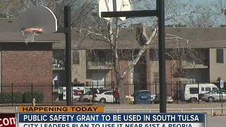 New public safety grant is coming for a South Tulsa neighborhood - Video