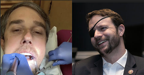 Dan Crenshaw Puts Beto O'Rourke In Hot Seat With 1 Important Border Wall Question