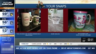 What's Good Tampa Bay?   Send a photo of your favorite coffee mug! (9 am)