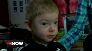 Waukesha Lions Club helps a toddler see - Video
