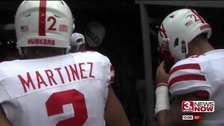 Huskers looking to come up from bottom