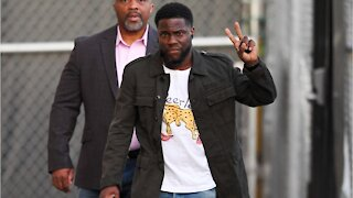 Kevin Hart Ready For MDA Telethon
