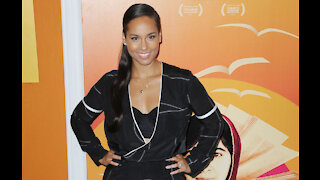 Alicia Keys giving husband 'space' during lockdown
