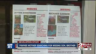 Two men missing in Pawnee County for weeks