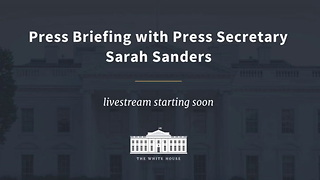 White House Press Briefing - Video