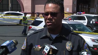 PART 1: Full update with Henderson police, NHP on shooting involving authorities