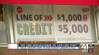 Missouri, Kansas groups seek to limit payday lenders