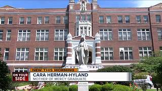 Mother of Mercy, McAuley high schools counting down to merger next summer - Video
