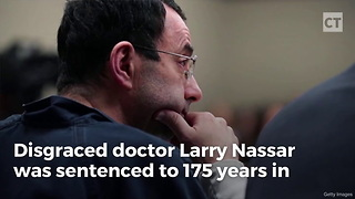 Gymnast Forgives Doctor Who Molested Her - Video