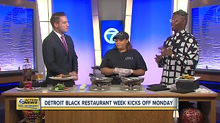 Detroit Black Restaurant Week returns for third year
