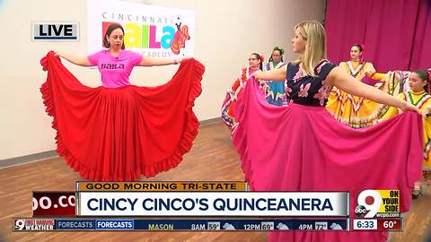 Cincy Cinco celebrates its quinceanera