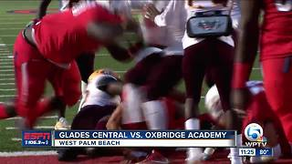 Oxbridge Knocks Off Glades Central - Video