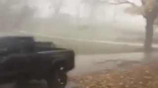 Powerful Storms Sweep Across Midwest - Video