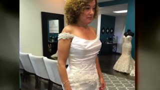Bride-to-be frustrated after local dry cleaner loses her wedding dress weeks before wedding - Video