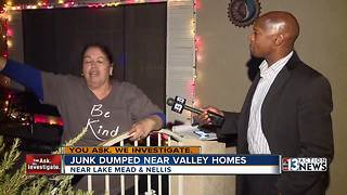 Thirteen Action News gets result on junk-filled lot - Video