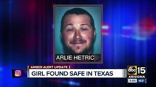 Amber Alert canceled after Gracelynn Scritchfield found safe
