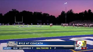 Covington Catholic opens new stadium, routs Ryle - Video
