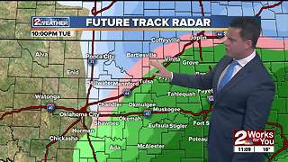 Forecast: Cold Monday Morning Ahead - Video