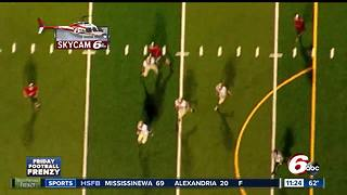 HIGHLIGHTS: Tri-West 28, Southmont 14 - Video