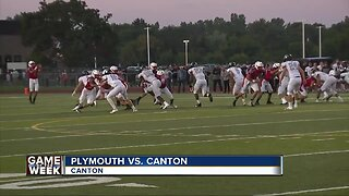 Plymouth beats Canton in WXYZ Game of the Week
