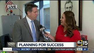 ABC15's Danielle Lerner talks with Washington Elementary Superintendent Dr. Paul Stanton - Video