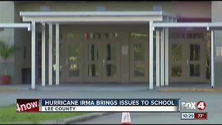 Irma jeopardizing standardized testing - Video