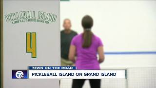 On the Road: Pickleball Island - Video