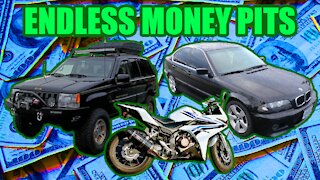 Meet My Endless Money Pits! (Channel Intro)