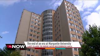 Marquette freshmen welcomed to campus - Video