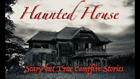 Scary Haunted House Story