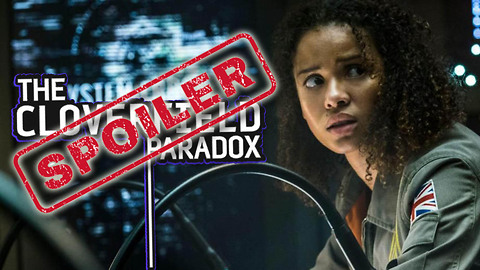 Skip The Cloverfield Paradox, These Are the Very Few Good Parts (SPOILERS)
