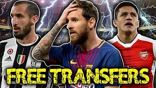 Contract Rebel XI! | Messi, Sanchez & Chiellini - Video