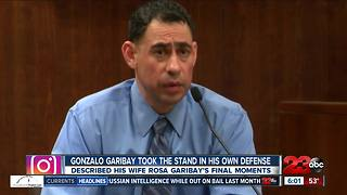 Gonzalo Garibay takes the stand - Video