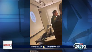 Third UA student cited following on-campus confrontation with Border Patrol