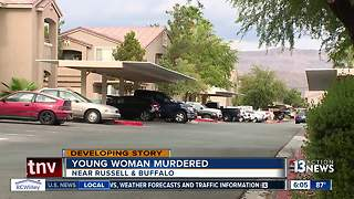 """Young murder victim described as """"bright, funny"""""""