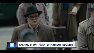 Cashing in on entertainment industry - Video