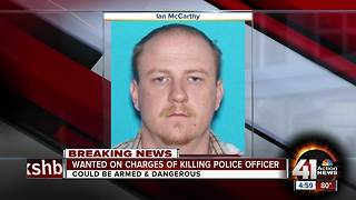 Suspected cop killer not found in Chilhowee - Video