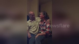 Man announces late best friend's daughter that he will walk her down the aisle - Video