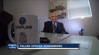 Chaplaincy services important as MPD grieves fallen officer - Video