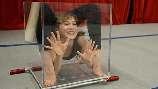 The 12-Year-Old Made of Elastic | KICK-ASS KIDS - Video