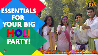 Spice up your holi party with these amazing ideas
