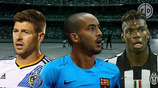 Theo Walcott to Barcelona in January? | Transfer Talk - Video