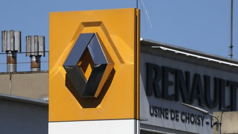 Renault To Cut Nearly 15,000 Jobs