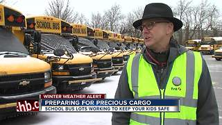 First Student Olathe shares winter safety plan - Video