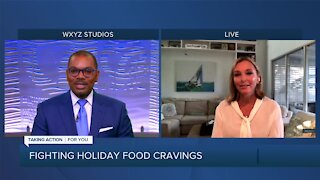 Fighting holiday food cravings