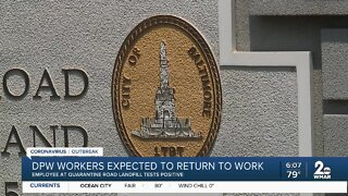DWP workers expected to return to work