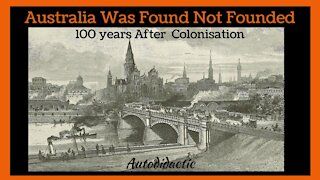 Australia Was Found Not Founded